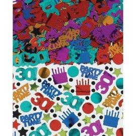 Confetti-Dots and Stripes-30th bday-2.5oz