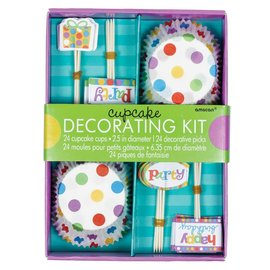 Birthday Decorating Kit -Bakeware