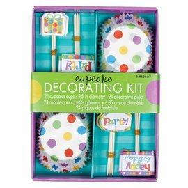 Birthday Decorating Kit -Bakeware