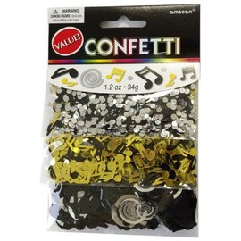 Confetti-Musical Notes-1.2oz