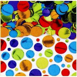 Confetti-Metallic Dots-Multi Color-2.5oz