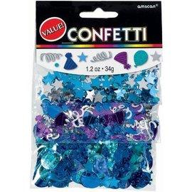 Confetti-Birthday Celebrations-Blue-1.2oz