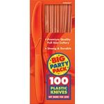 Knives-premium-Orange Peel-Box/100pkg-Plastic