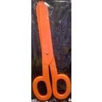 "Costume Accessory- Jumbo Orange Scissors- 16"""