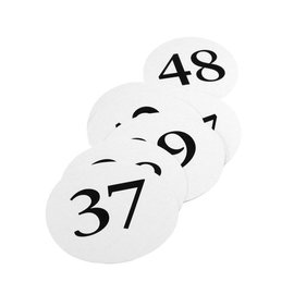 Table Numbers-Round-37~48-12pk/5''