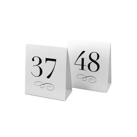 Place Cards-Table Numbers-37~48-12pk