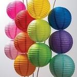 Paper Lantern 1pc