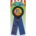 Award Ribbon-Jumbo-1st Place-1 Count
