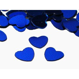 Confetti- Blue Hearts-0.5oz