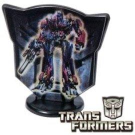 Cake Topper-Transformers-6pk
