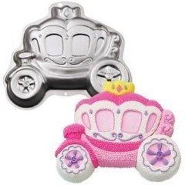 "Cake Pan-Princess Carriage-1pkg-13.75""x12"""