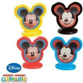 Cake Decorations- Mickey Mouse