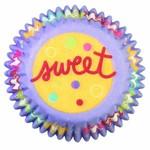 "Baking Cups-Mini Sweet Dots-100pkg-1.25"""