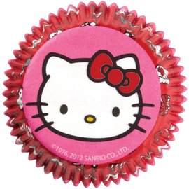 Baking Cups-Hello Kitty-50pkg-2""