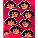 Icing Decorations-Dora the Explorer-8pcs-39.6g