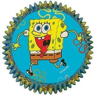 baking cup-spongeBob