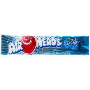 Air Heads-Blue Raspberry-1pkg-15.6g