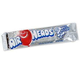 Air Heads-White Mystery-1pkg-15.6g