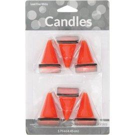 Candles-Construction Zone-6pkg