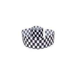 Paper Crepe Streamer-Race Car Flag-1pkg