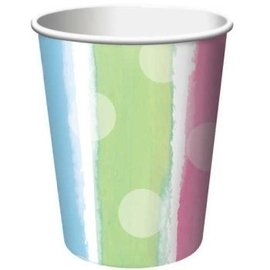 Paper Cups-Baby Clothes-8pkg-9oz