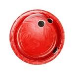 Plates BEV-Bowling Fanatic-8pkg-Paper