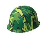 Costume Accessory-Plastic-Army Camo Hat-1pkg