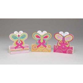"""Centerpiece Kit-Mini Mod Butterfly-3pkg-5.5"""""""