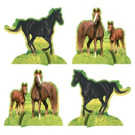 Centerpiece Kit-Wild Horses-1pkg-8.25""