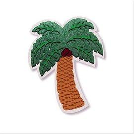 Cutout-Palm Tree-Glitter-Plastic-12.5'' (Discontinued)