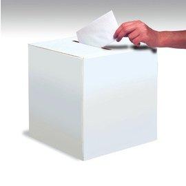 "Card Box-White-1pkg-12"""