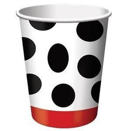 Cups-Barnyard Bash-Paper-8pkg-9oz