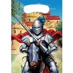 Loot Bags-Valiant Knight-8pkg