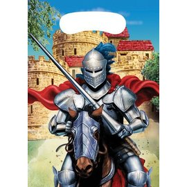 Loot Bags-Valiant Knight-8pkg