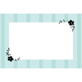 Name Tags-Two Love Birds-24pkg