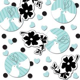 Confetti-Two Love Birds-14g
