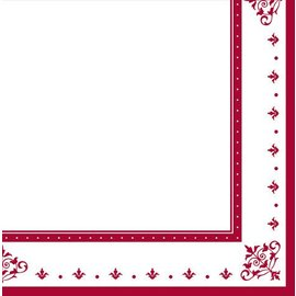 Napkins-LN-Ruby 40th Anniversary-36pkg-3ply - Discontinued