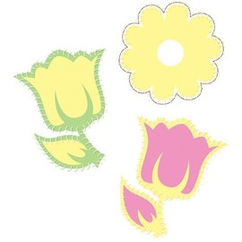 "Cutouts-Felt-Flowers-3pkg-12"" (Discontinued)"