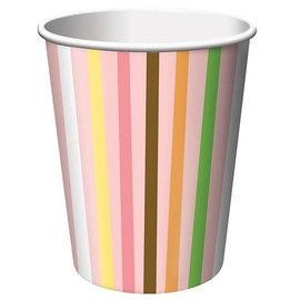Cups-Sweet at 1-1st BDAY girl-Paper-9oz-8pk - Discontinued