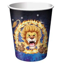Paper Cups-Big Top Circus