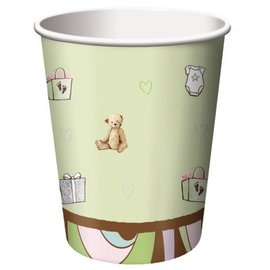 Paper Cups-Parenthood-8pkg-9oz - Discontinued