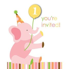 Invitations-Sweet at One Girl