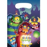 Loot bags-Monster Mania-8pk (Discontinued)