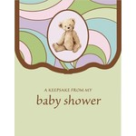 Keepsake Registry-Parenthood Baby Shower-1pkg