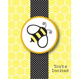 Invitations-Babee Shower-8pkg