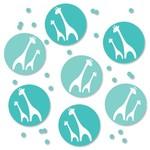 Confetti-Wild Safari Blue-14g