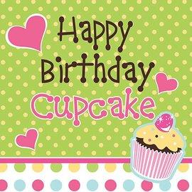 Napkins-LN-Sweet Treats Birthday-16pkg-3ply