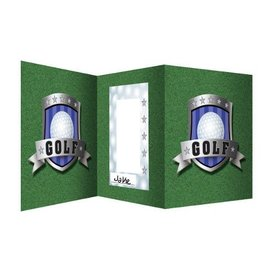 Centerpiece- Golf Fan-Photo Frame-27'' x9.5''