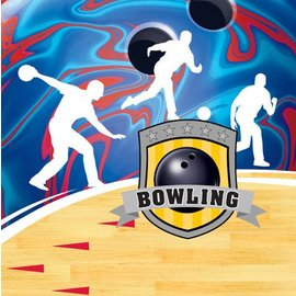 Napkins-LN-Bowling Fanatic-16pkg-3ply