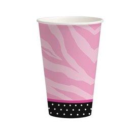 Paper Cups-Super Stylish-8pkg-12oz